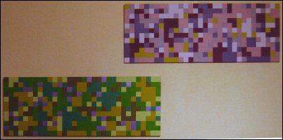 Diptyque pixels