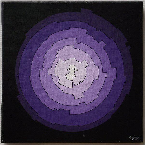 Spot violet