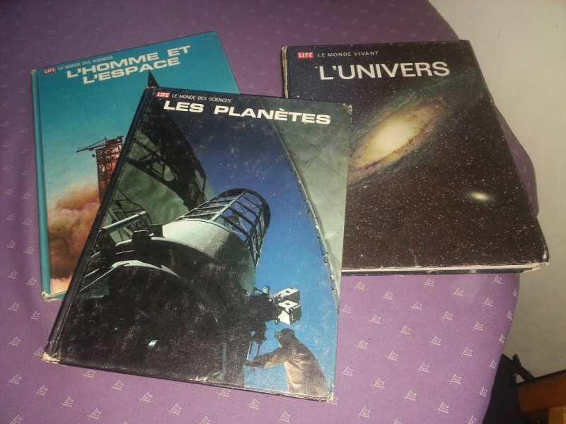 Mes premiers livres de chevet